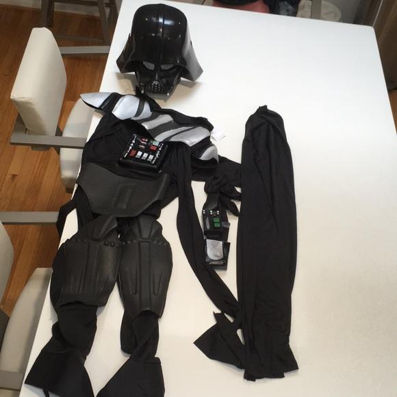darth vader halloween costume star wars medium